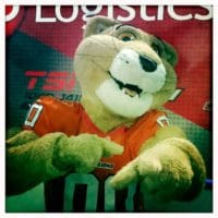 C&D Logistics is a partner with the BC Lions