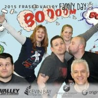 Boooom, it was a great time at the Fraser Valley Family Day