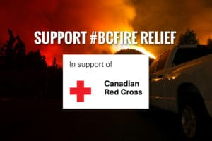 Canadian Red Cross #BCFire Relief
