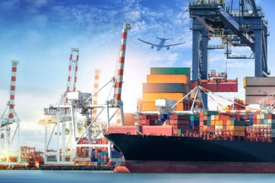 International shipping & courier services