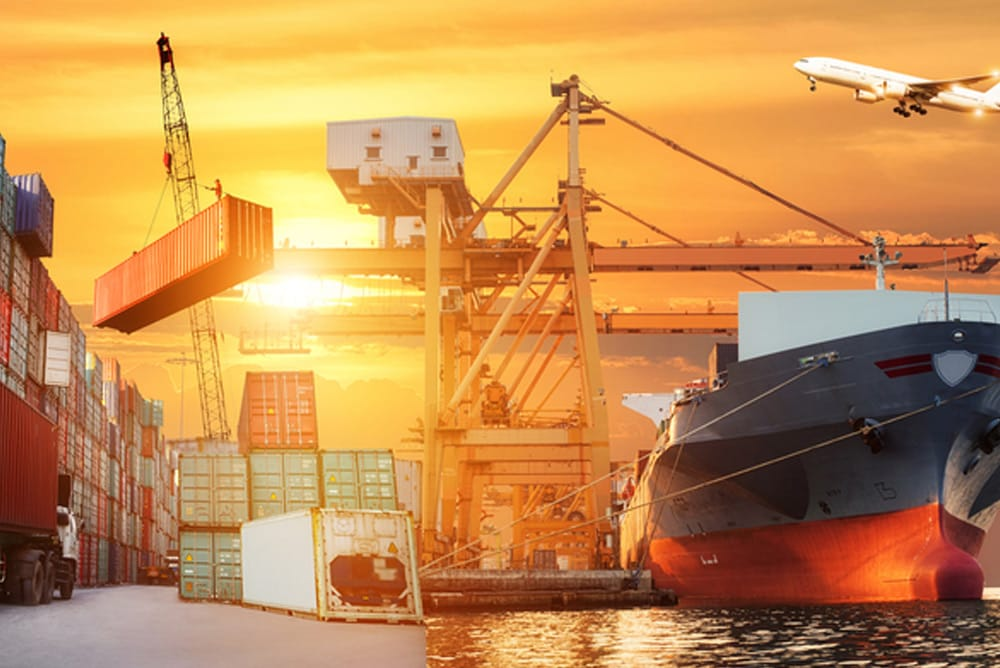 Partnering with a third-party logistics provider