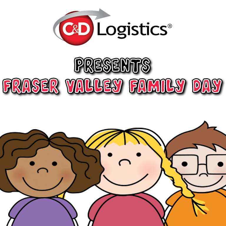 Fraser Valley Family Day 2018