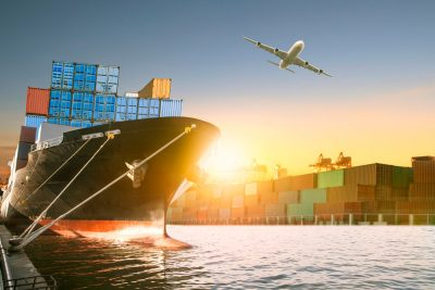 Intermodal shipping vs multimodal shipping