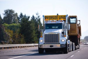 Wide load shipping regulations