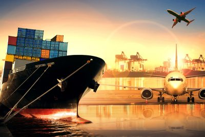 Canadian freight shipping services