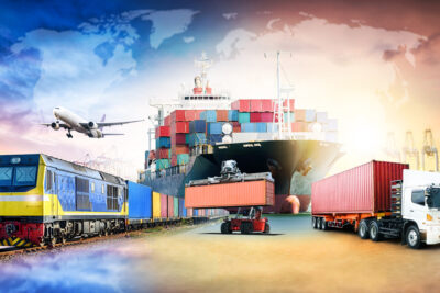 What is intermodal freight shipping?