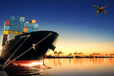 How to ship freight internationally