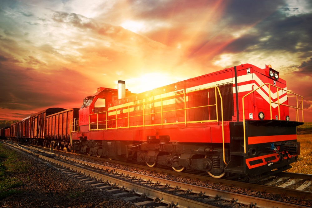 Intermodal Rail Shipping