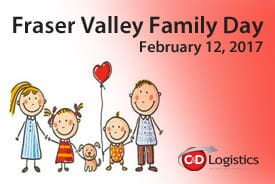 2017 Fraser Valley Family Day