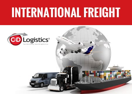 International Freight Shipping Services